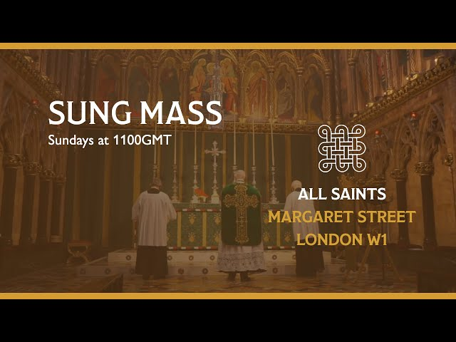 Sung Mass for Epiphany 3