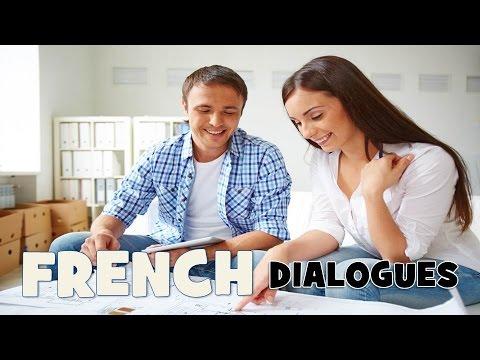 31 dialogues en français
