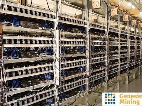 Genesis bitcoin mining telegram