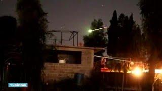 Spectaculaire meteoor in Mexico - RTL NIEUWS