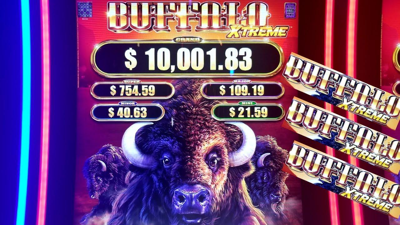 G2e 2018 New Buffalo Xtreme Slot Machi Slotarazzi Winning Stories