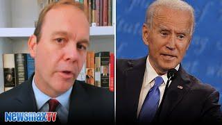 Rick Gates grades Joe Biden's debate performance