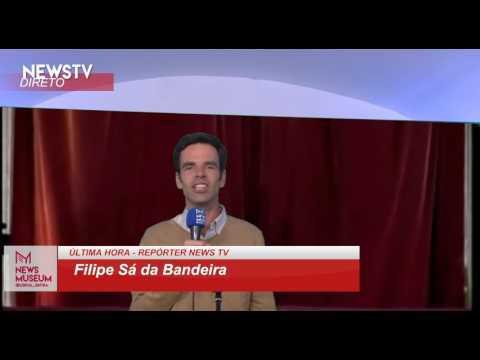 News TV - Filipe Sá da Bandeira - 26/4/2017