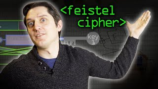 Feistel Cipher - Computerphile