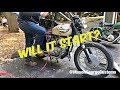 Barn Find Triumph & Mustang Walk Around And First Kick