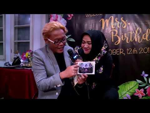 Rizky Febian dan Adik Siapkan Kejutan Ulang Tahun untuk Mama Tercinta