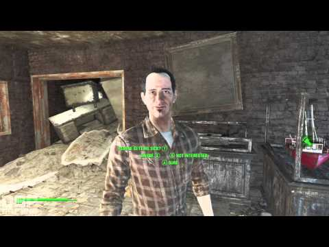 Fallout 4 playthrough pt146 - Longneck Lukowski's Cannery: Mystery Meat Challenge