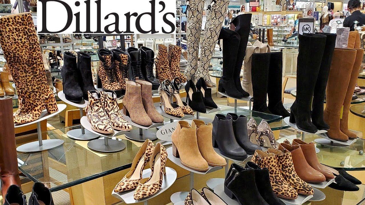 dillards shoe clearance 2019
