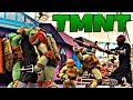 Teenage Mutant Ninja Turtles BATTLE - Live Show at Seaworld Gold Coast