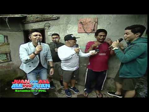 Juan For All, All For Juan Sugod Bahay | January 10, 2017