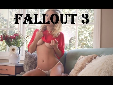 Fallout 3- мод ( Bad Sexi Gerl )