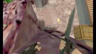 de_nuke Trick Forr3st counter strike 1.6