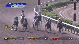 Vidéo de la course PMU PREMIO JOE JOE ACTION