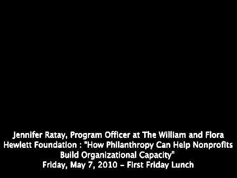 First Friday Lunch, May '10