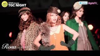 2011年9月16日に開催されたTGC NIGHTの様子をお届け♪モデルのみんなから...