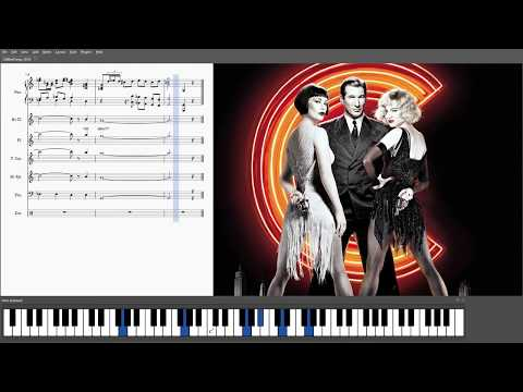 Cell Block Tango - Chicago The Musical [Band Arrangement]