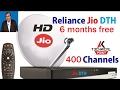 अब Jio देगा Free DTH Service (TV Dish) 6 महीनो तक (Hindi/Urdu)