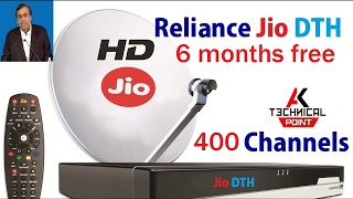 अब jio द ग free dth service tv dish 6 मह न तक hindi urdu