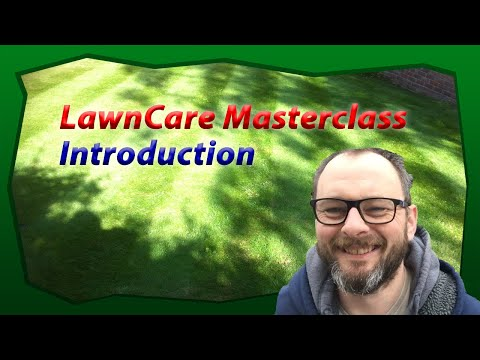 Comprehensive Lawn Care Series that cover the whole year