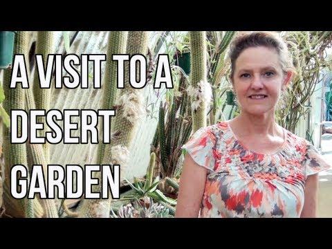A Visit to a Desert Garden
