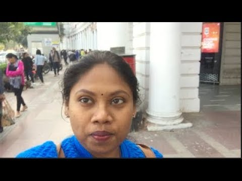 Missing Delhi food||Alone travelling in metro & Connaught Place  ||Delhi to Hyd vlog||Sireesha