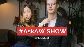 AskAW 12 - Why I Dislike Anson Belts, Shoes For Shorter Men, Long Necks