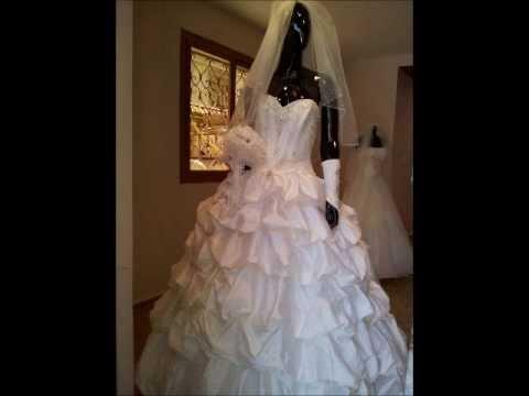 Brymdal location Robes de mariée & Accessoires - YouTube