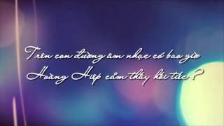 Teaser Album Phó Thác - Đặng Hoàng Hiệp