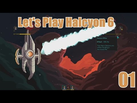 Halcyon 6: Scientists in Space 01