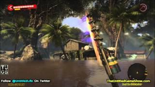 Side Quest- White Line p2 Co-Op Commentary - Dead Island Riptide- Walkthrough Ep 14