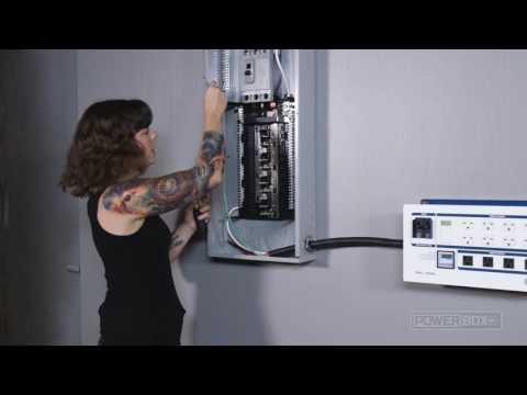Part 1 Powerbox DPC 15000 Installation