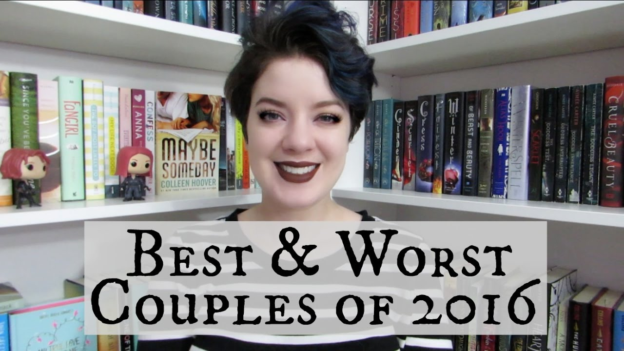 Favorite Least Favorite Book Couples Of 2016