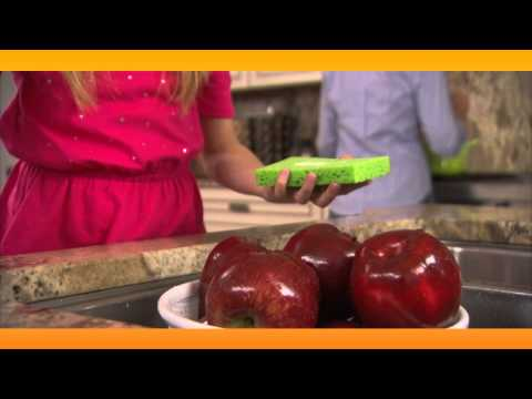 Cleaning Fruit and Vegetables: Baking Soda Solutions