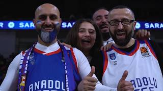 Sinan Erdem'de Maç Deneyimi! #BenimYerimBurası