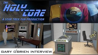 ST: The Holy Core - Fan Film Kickstarter Interview