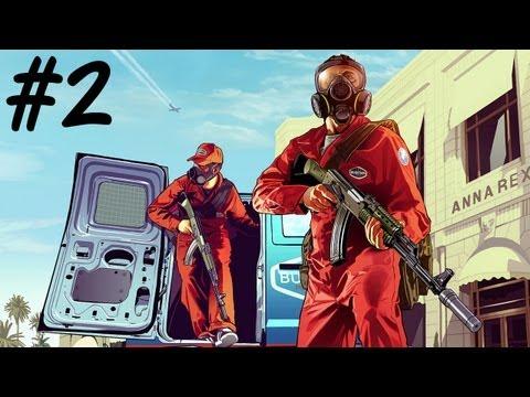 Cùng chơi GTA IV Multiplayer #2: Deal Breaker (Co-op w/ Hiuf Beos & Trollgamerlvmax)