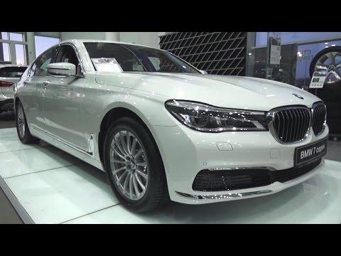 Купить новый BMW 7 серия VI (G11/G12) 730i в Москве: 2016