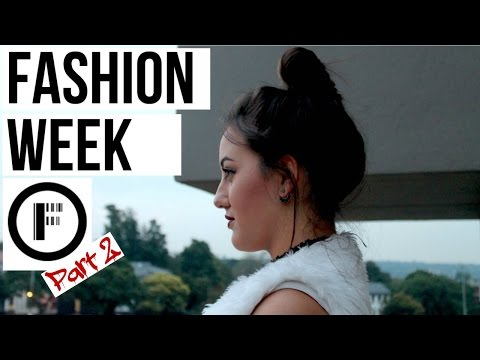 South African Fashion Week | Johannesburg Part 2 #SAFW
