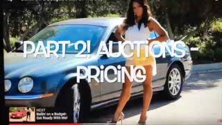 Auctions How to Buy Cars at Auction Part 2 Tutorial Buy Cars Cheap Avoid Mistakes Auto Vlog