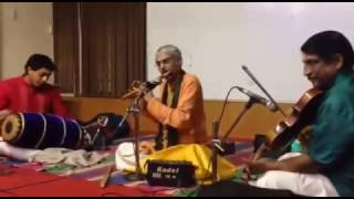 Indian Classical Instrumental Music Flute Bhaskaran