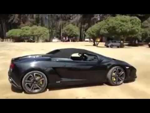 Los Mendez La pelicula - Escena del Lamborghini.