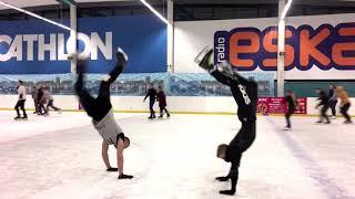 Extreme Ice Skating 2019