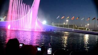 В Олимпийском парке. Сентябрь 2014г.