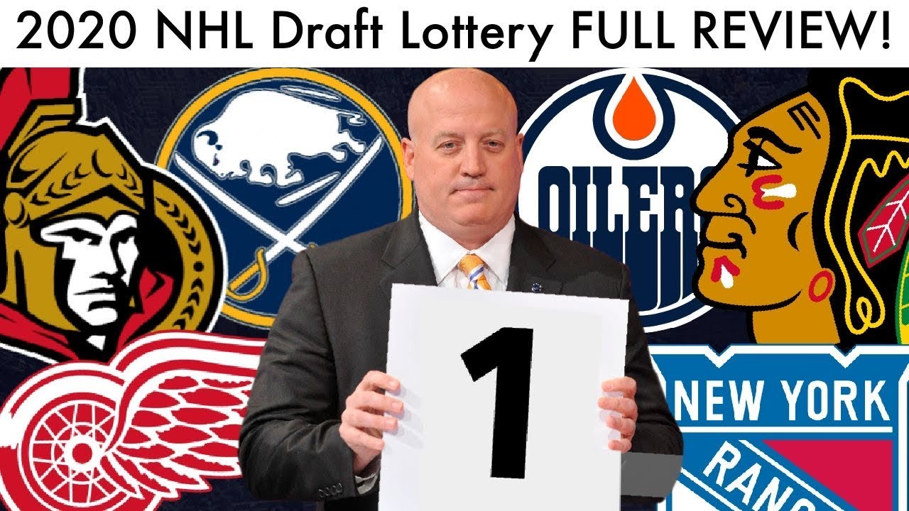 Rangers win NHL draft lottery, shot at Lafreniere
