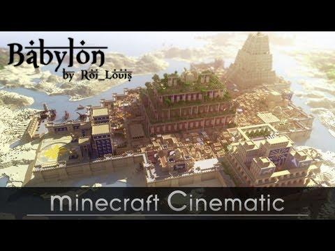 Babylon by Roi_Louis [Minecraft Cinematic 1080p]
