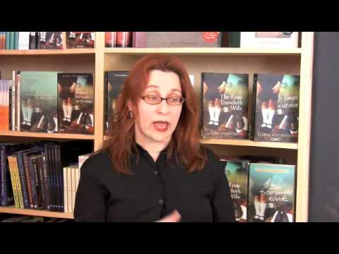 Audrey Niffenegger on The Time Traveler's Wife, Part 2