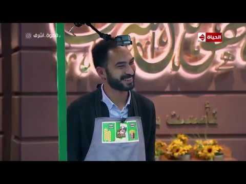 قهوة أشرف - لقاء مع طه ومعاذ أصحاب عربة'مستر زلابيا'