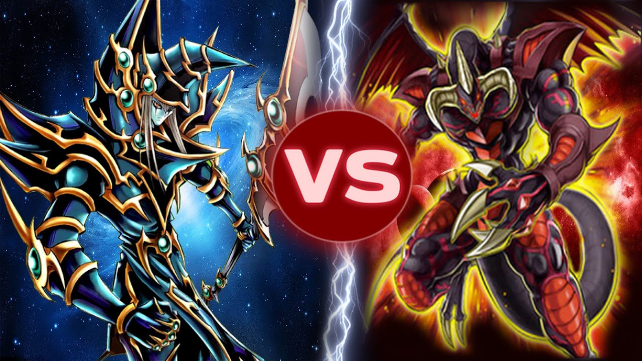 Yugioh Duel - Dark Paladin Vs Jeweled Red Dragon Archfiend ... - photo#50