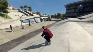 Skate 3- Gameplay