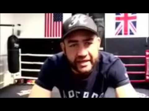 Chris Van Heerden calls out UFC champ Conor McGregor!